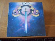 TOTO self titled Original VINYL LP Album 1978 Columbia Record JC35317 ROCK