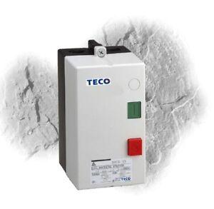 TECO DOL Motor Starter HUFB-16 (7.5kW Max)