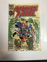 Avengers Annual (1984) # 13 (NM) Canadian Price Variant CPV