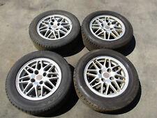 JDM OEM Nissan Silvia S14 Kouki 15x6 et +40 4x114.3 Rims Base Model Wheels 240sx
