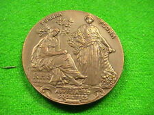 MEDALLION POMONA FLORA RHS AFFILIATED SOCIETIES LINCOLNSHIRE TO MR.T NEWMAN 1939