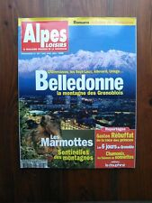 ALPES LOISIRS   N° 13 BELLEDONNE MARMOTTES