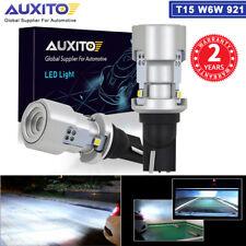 2 X T15 W16W 921 912 LED White No Error Canbus Backup Reverse Light Bulb 2400LM
