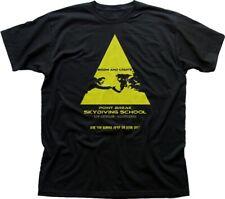 Point Break Skydiving school Bodhi and Utah black printed t-shirt FN9380