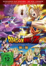 Dragonball Z: Kampf der Götter - Extendet Cut Edition - DVD