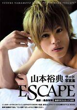 """Yusuke Yamamoto""""ESCAPE""""Photo Collection Book"""