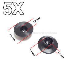 5X Splashguard Clips & Wheel Arch Liner, Wheel Fender Retainer for KIA, Hyundai