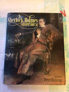 Sherlock Holmes Compendium, by Haining, Peter , USA 1st EDITION HARDBACK