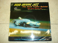 CECIL TAYLOR QUINTET Hard driving jazz- LP