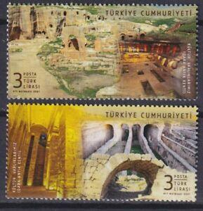 Turkey 2021 Archeology, Culture, Ancient City of Dara MNH**
