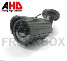 Telecamera videosorveglianza AHD 1,3mp(1700 TVL) 42led Zoom Varifocale 2,8-12mm