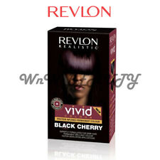 REVLON Realistic Vivid Colour Protein Infused Permanent Color Hair Dye