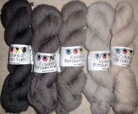 Colonial 3ply Persian Wool Yarn Needlepoint Crewel 1200 Steel Grey Family