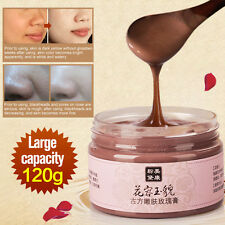 Face Skin Care Acne Treatment Rose Facial Mask 120g Whitening Moisturizing