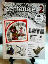 Zentangle 2 Workbook 40 More Tangles Sequel to Zentangle Basics