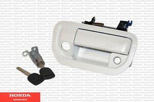Genuine Honda 2017-2019 Ridgeline Tailgate Lock Kit (Lock & Handle) (NH603P)