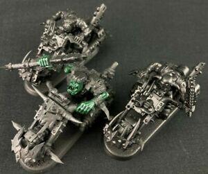 Ork Warbike Rider ARMS 40K Random
