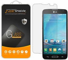 3X Supershieldz LG Optimus L90 Tempered Glass Screen Protector Saver