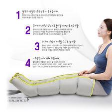 ZESPA Air Compression Massager ZP410 Set Blood Circulation / 220V Full set