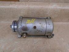 Honda 200 CL SCRAMBLER CL200 Used Engine Good Starter Motor 1974 HB222
