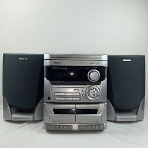 VINTAGE-Awia Stereo System and speakers   - Model CX-NA115