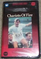 Chariots of Fire VHS Warner Home Video 1981 movie clamshell case 2004 PG