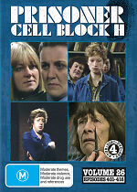 Prisoner Cell Block H Volume 26 Episodes 401 - 416 New DVD Region ALL Sealed