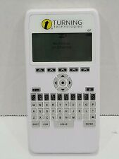 TURNING TECHNOLOGIES QT CLICKER DEVICE RCQR-01 LARGE LCD SCREEN QWERTY KEYBOARD