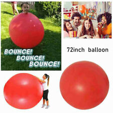 72 Inch Human Egg Wedding Home Playing Climb-in Latex Giant Balloon Funny Game