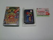 Bucky O'Hare + Registration Card Nintendo Famicom Japan VGOOD