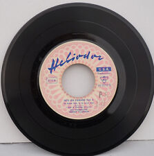 "Heliodor EP""Hits On Parade 2"" EVERLY BROTHERS CHORDETTES phil spector GENEVIEVE"