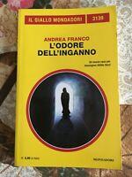 Il Giallo Mondadori 3139 - Andrea Franco -  L'odore dell'inganno