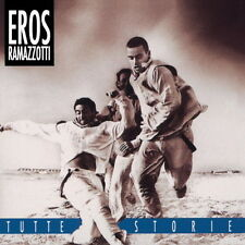 CD Album Eros Ramazzotti Tutte Storie (In Compagnia, Favola) 90`s BMG DDD