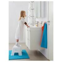 IKEA Badezimmerhocker in weiß Hocker Tritthocker Sitzhocker Sitz