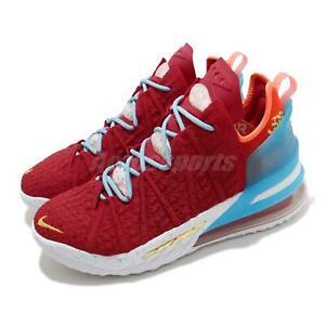 Nike LeBron XVIII EP 18 GONG XI FA CAI CNY James Red Men Basketball CW3155-600