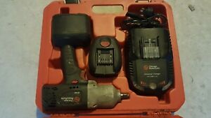 """Chicago Pneumatic 1/2"""" cordless impact wrench CP8748AL"""