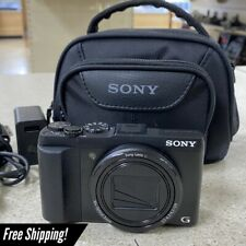 Sony Cyber-Shot DSC-HX50VExmore R 20.4MP Digital Camera ~ Free Shipping (37437-1
