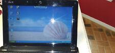 ASUS Eee PC 10.1in. (144GB, Intel Atom, 1.66GHz, 1GB) Netbook - Black -…