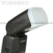 Yongnuo Flash Diffuser Bounce cover for Flash Speedlite YN600EX-RTII YN685 YN660