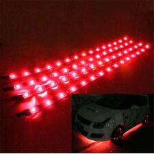 RGB LED Strip 50cm 5050 Waterproof Flexible Light Car Motorcycle TV Background