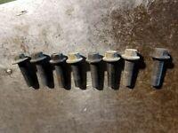 5.9 6.7L Cummins Rear Adapter Plate Bolts 2003-2018