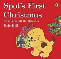 Spot's First Christmas, Hill, Eric, Very Good Book