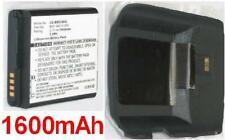Coque + Batterie 1600mAh type BAT-34413-003 EM1 Pour BLACKBERRY Curve 9360