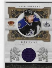2010/2011 Panini Crown Royale Drew Doughty Heirs to the Throne Jersey Card #/250