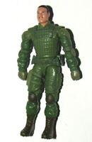 SGT. BAZOOKA (v1) : GI Joe : Series 20 Hasbro Action Figure Military : (A-13)