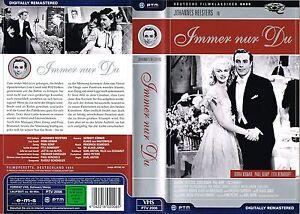 (VHS) Immer nur - Du! -  Dora Komar, Johannes Heesters, Fita Benkhoff (1941)