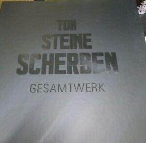 8 LP Box - TON, STEINE, SCHERBEN (Rio REISER) - DAS GESAMTWERK - german Press