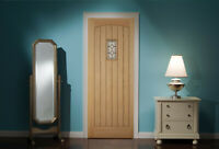 Door Mural Front door View Wall Stickers Decal Wallpaper 312, 1965mm x 610mm
