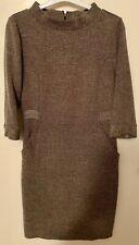 ORIGINAL BEAUTIFUL BYBLOS Brown Dress M/L Size