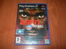 ESPN NFL FOOTBALL PS2 (PAL ESPAÑA PRECINTADO)